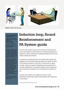 Induction Loop And Portable Pa System Guide 2017