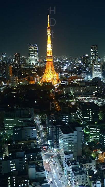 4k Vertical Wallpapers Ultra Portrait Tokyo Tower