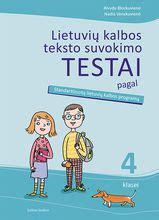 4 klasė - Knygos.lt