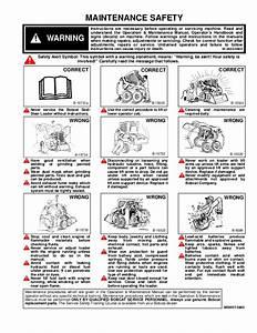 Bobcat S185 Skid Steer Loader Service Repair Manual S  N
