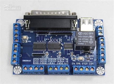 my 5 axis breakout board to 1 watt laser driver ttl input
