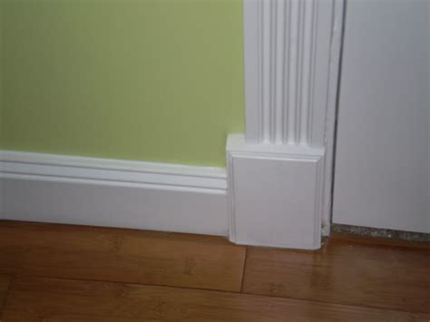 craftsman style homes interior the baseboard styles that maintain the visual attraction