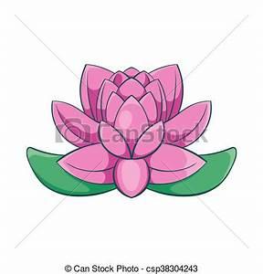 Dessin Fleurs De Lotus : vecteur eps de rose style fleur lotus ic ne dessin anim ic ne csp38304243 ~ Dode.kayakingforconservation.com Idées de Décoration