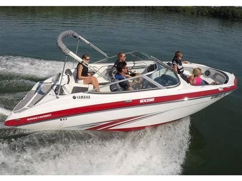 Deck Boat Yamaha yamaha sx190 deck boat boats for sale in austria boats