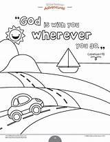 Activity Bible Trip Road Coloring Activities Sunday Printable Preschool Study Based Freebie Crafts Jesus Pathway Lessons Adventures Verses Biblepathwayadventures Kid sketch template