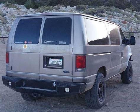 remove rear bumper  ford econoline