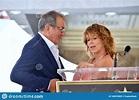 Kenny Ortega & Jennifer Grey Editorial Photography - Image ...