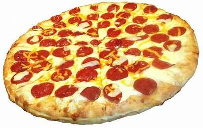 Pizza Transparent Pepperoni Clip Clipart Menu Cheese
