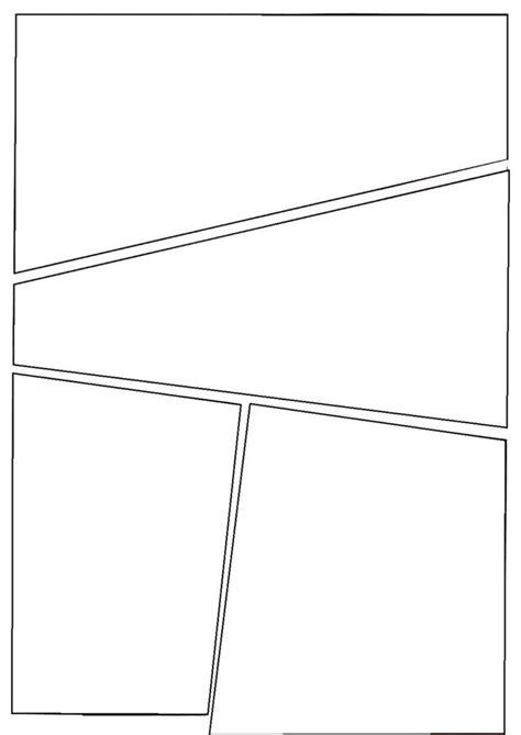 cics bucktown art comic template   drawing