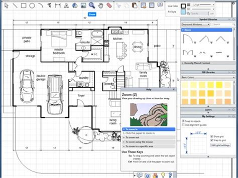 Floor Plan Template Autocad by Autocad Floor Plan Templates House Plans With Autocad