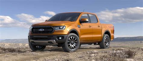 ford ranger exterior color options    colors
