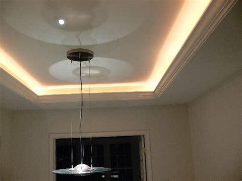 trey ceiling w rope lighting avs forum home theater