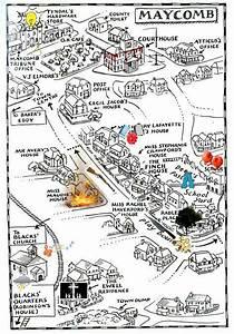 To Kill A Mockingbird Symbol Map