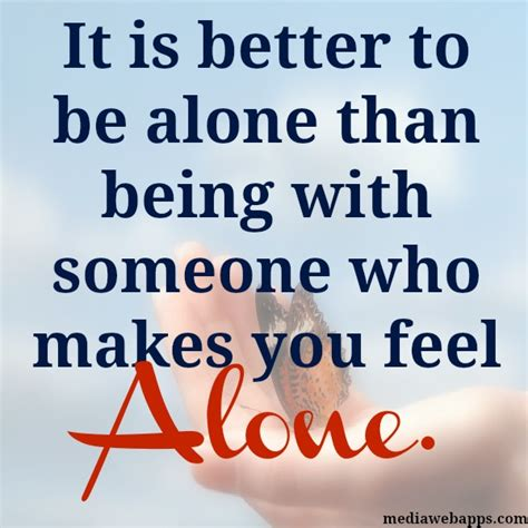 Quotes About Being Lonely Quotesgram