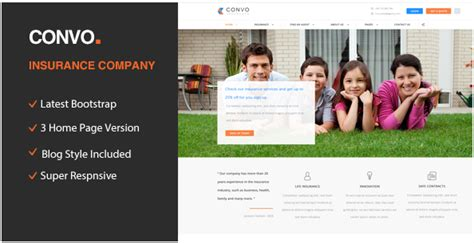 Travel Insurance Website Template by 78 Insurance Agent Website Template Peace Insurance