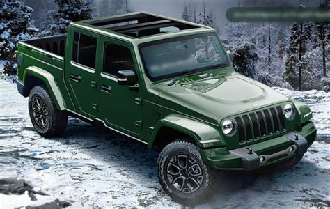 Gas Mileage For 2020 Jeep Gladiator by 2020 Jeep Gladiator Diesel Release Date Used Car Reviews