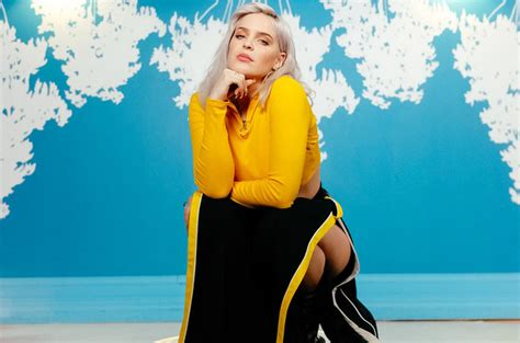 British Singer Anne-marie's Debut Album 'speak Your Mind
