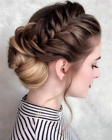Pretty Updo Hairstyles by 10 New Prom Updo Hair Styles 2019 Gorgeously Creative