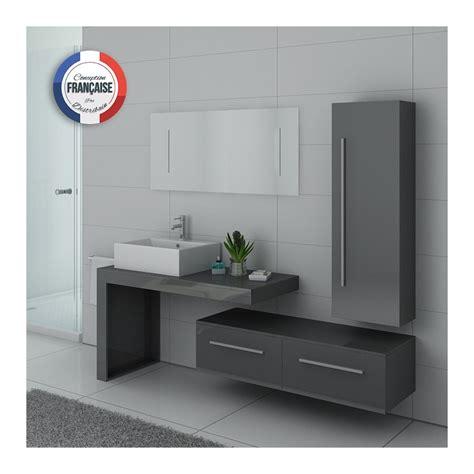 dis9250gt meuble salle de bain gris