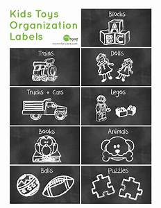 Home Management Organize With Free Printable Labels Mom For How To Print Sticker At