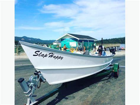 Nexus Boats by Quot Nexus Dory 21 Quot Fishing Dory Sooke