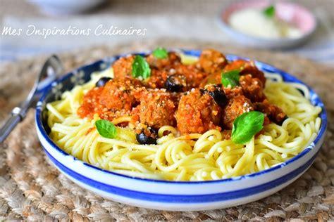 cuisine tv recettes italiennes spaghetti aux boulettes de viande a l 39 italienne le cuisine de samar