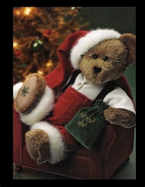 free christmas cards teddy bear christmas cards cute