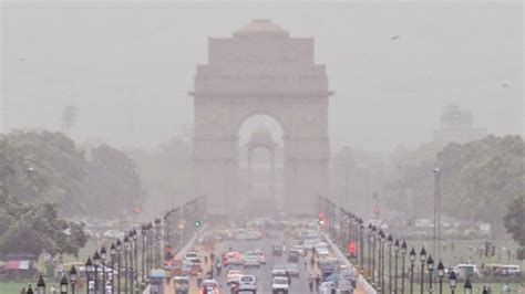 Delhi Pollution Level Over 17 Times The Safe Limit