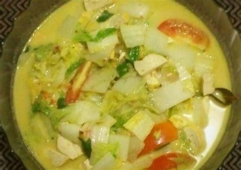 254 resep sayur santan putih ala rumahan yang mudah dan enak dari komunitas memasak terbesar dunia! Resep 9.Sawi putih santan #bikinramadhanberkesan oleh Leni ...