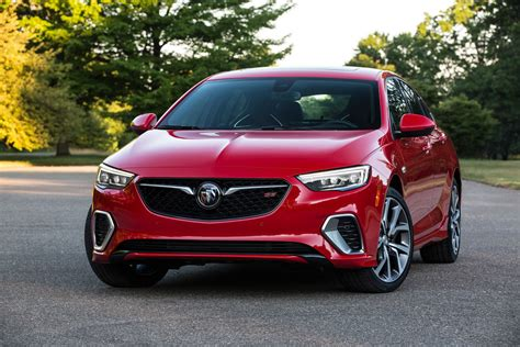 new 2018 buick regal gs more power better than before autotribute