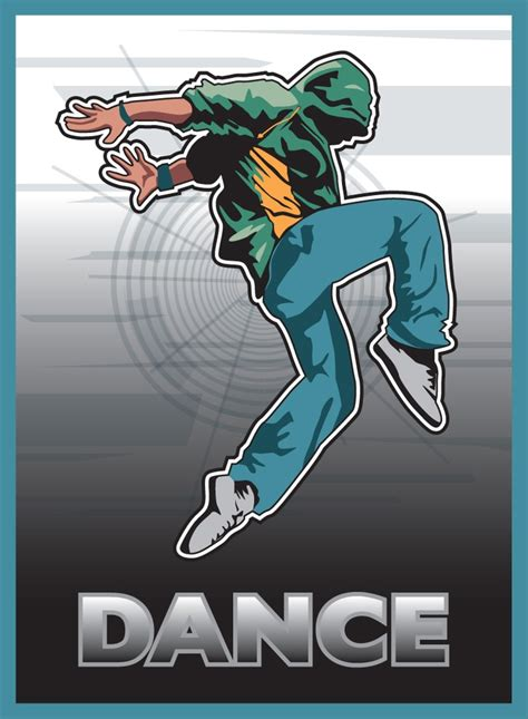 dance posters graphis