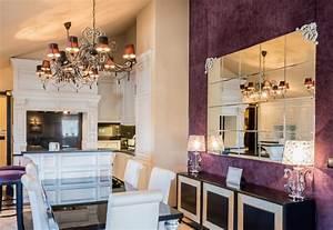 Spiegel Im Wohnzimmer : tapeten 13 ideen zur wandgestaltung im wohnzimmer ~ Michelbontemps.com Haus und Dekorationen
