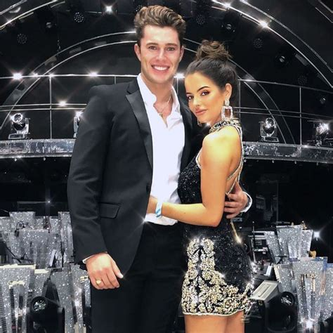 Maura Higgins and Curtis Pritchard head for Strictly Come ...