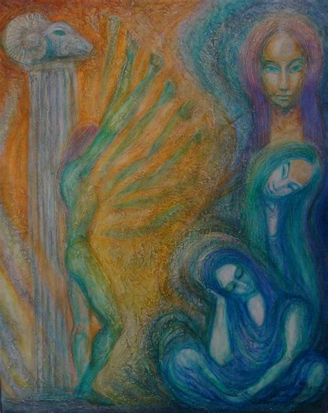Bernth Uhno Paintings Symbolic
