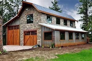 Rustic, Pole, Barn, Homes, U2013, Modern, House