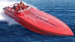 Fastest Powerboats - Donzi 43 Zr    Poker Run