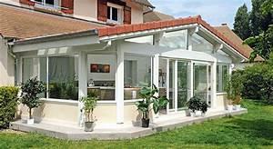 Comment Isoler Sol Pour Vérandas : une cuisine dans une v randa en bois le confort la cl ~ Premium-room.com Idées de Décoration