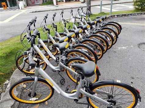 Obike Bikesharing Service In Malaysia Autoworldcommy