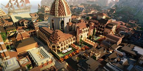 Are These The 5 Greatest Minecraft Worlds Ever Built?