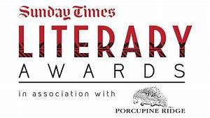 Sunday Times Literary Awards announces its 2017 shortlist