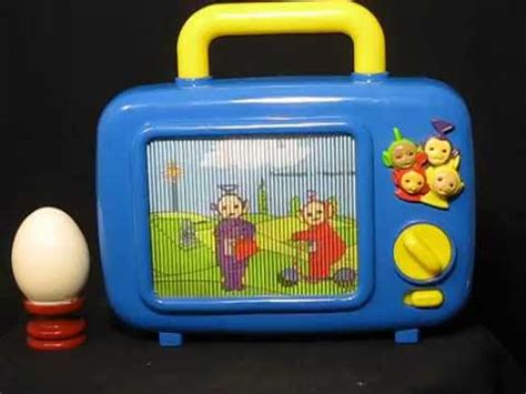 Bid Up Tv Box Teletubbies Television For Babies Series