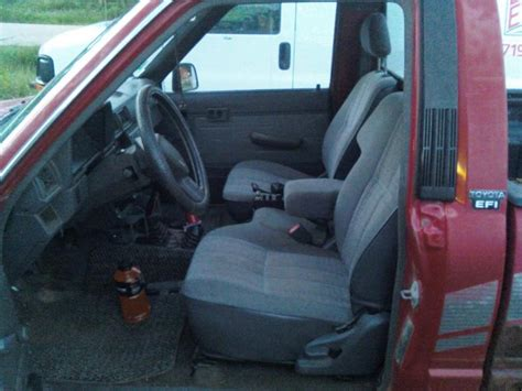 Replacement Seat For Truck?
