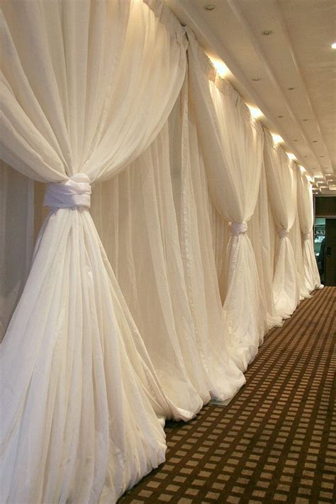Wedding Draping Fabric - best 25 wedding draping ideas on wedding