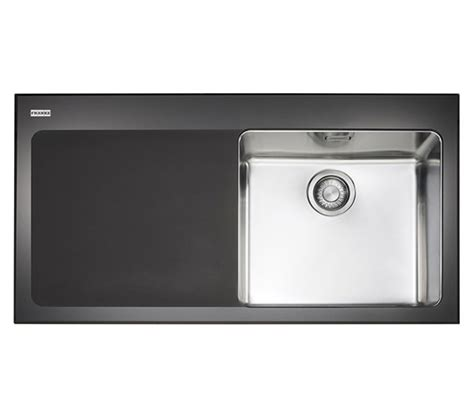 how to drain kitchen sink franke kubus kbv 611 black glass 1 0 bowl inset kitchen sink 7247
