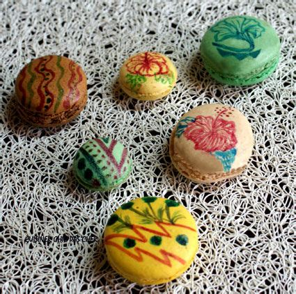 atelier de cuisine gourmande macarons design photo de ateliers macarons atelier