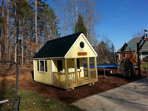 cottage playhouse cottage style playhouses bunce buildings