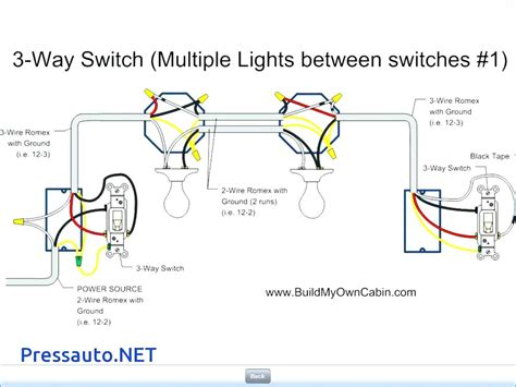 3 lights and 3 switches 1 power sources diagrams