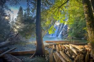 Virgin Falls Vancouver Island