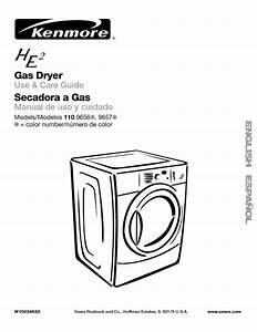 Kenmore Dryer Model 417 Manual