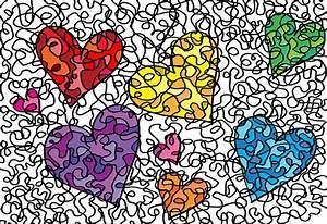 Matratzenbezug Farbig Muster : overlapping story ~ Eleganceandgraceweddings.com Haus und Dekorationen